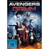 Avengers Grimm de Van Dien,Casper/Vanderbilt,Rileah