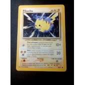 Pikachu 70/111 Set Neo Genesis Fr