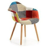 Fauteuil Kevya Patchwork