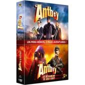 Antboy + Antboy 2 : La Revanche De Red Fury de Ask Hasselbalch
