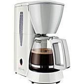 Melitta M720 1/1 Single 5 Cafeti�re Filtre Avec 5 Tasses Blanc 21,5 X 15 X 29 Cm