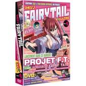 Fairy Tail Magazine - Vol. 4 - �dition Limit�e de Shinji Ishihira