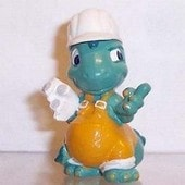 Kinder Drolly Dinos - Calculo Dino - 1997