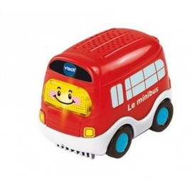 Voiture Tut Tut Bolides : Marcus Le Mini Bus