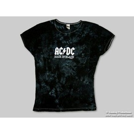 T-Shirt - AC/DC - Back In Black - YOUTH (enfant) -Small - Import Direct USA - Back In Black - YOUTH (enfant) -Small - Import Direct USA