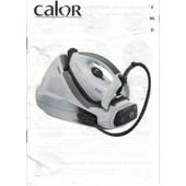 Notice Centrale Vapeur 4.5 Bar Pressing Profile Calor Gv6920 de Calor