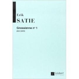 gnossienne n° 1 pour piano