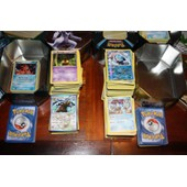 Lot 100 Cartes Pokemon Dont 10 Rare Ou Holo Ou Reverse Ou 100 Pv Et Plus