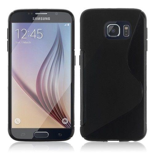 Coque S-Style En Silicone Pour Samsung Galaxy S6