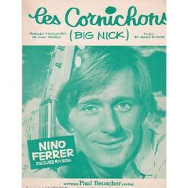 """""""Les Cornichons"""" Nino Ferrer"""