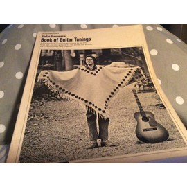 Stefan grossman's book of guitar tunings