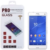 Vitre Protection D'ecran En Verre Tremp� Incassable Tempered Glass - Sony Xperia Z3