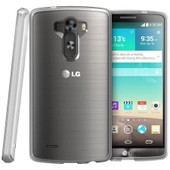Coque Etui Protection Housse Crystal Clear Silicone Ultra Fine + Film - Lg G4