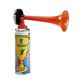 Corne De Supporter Suporter - Gaz - Brume - Air - Match - 250 Ml - 7252
