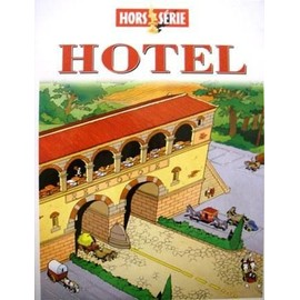 Jeux Asterix - Hotel - Hors Serie