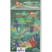Tarzan Magic Stickers : Jungle Buddies de Collectif