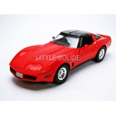 Welly - 1/18 - Chevrolet - Corvette Coupe - 1982 - 12546r
