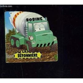 Bobine La Betonniere