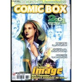 Comic Box - N�31 - Janvier 2001 - L'annee Image - Jim Valentino, Patron & Fondateur Dit Tout... + Silke La Nouvelle Serie De Tony Daniel - L'heroine Du Mois, Preview 2001 (2�me Partie) ... de COLLECTIF