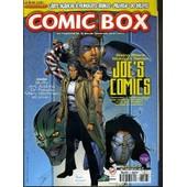 Comic Box - N�34 - Avril-Mai 2001 - Joe's Comics - Rising Stars - Midnight Nation + Comic Box. Carte Blanche A Humberto Ramos - Out There - Le Heros Du Mois, Martian Manhunter, News ... de COLLECTIF