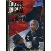 L'autre Journal - N�1 - Mai 1990 - Federico Fellini Parle - Nelson Mandela Arrive - L'est Enrage - Tchernobyl Quatre Ans Apres, George Orwell, La Colere Des Adolescents D'aulnay-Sous-Bois ... de COLLECTIF
