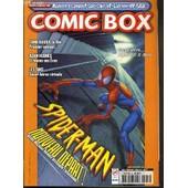 Comic Box - N�33 - Mars 2001 - Spider-Man Nouveau Depart! + Hip Flask Pulp Science Fiction De 10 Pages - Le Heros Du Mois, Triathlon Devient Membre Titulaire Des Vengeurs, Le Heros Oubli� ... de COLLECTIF