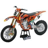 New Ray - 57633 - V�hicule Miniature - Mod�le � L'�chelle - Moto Cross Ktm Sxf 450 R. Dungey - Echelle 1/12