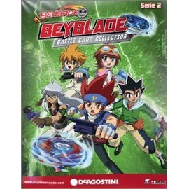 Beyblade Battle Card Collection S�rie 2 - N� 218 (Carte Rare)
