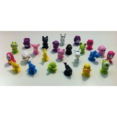 Stikeez Collection De 24 Figurines Lidl Toutes Diff�rentes