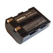Batterie Li-Ion INTENSILO 1900mAh (7.4V) pour appareil photo, cam�scope Konica Minolta Dynax 5D, Dynax 7D. Remplace: NP-400, D-Li50, BP-21.