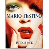 In Your Face de Mario Testino