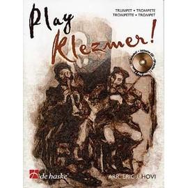 Play Klezmer Trompette + CD