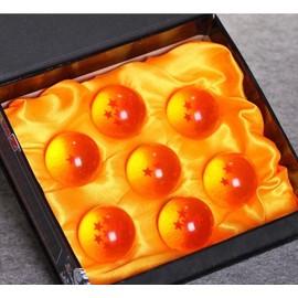 Dragon Ball Z - Coffret De 7 Boules De Cristal