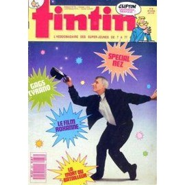Journal De Tintin 637 1987