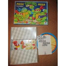 Tortues Ninja (Ninja Turtles) - Pizza Pizza Schmidt France 1990