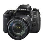 Canon EOS 760D Kit 18-135mm STM