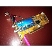 ASUS TV FM Card - Adaptateur d'entr�e vid�o / tuner radio / TV