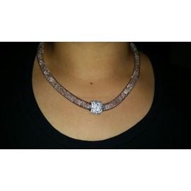 Collier Stardust 1 Tour Aimant� Perles Wrap Slake Mode Nouveaut� Tendance Vogue 2015 Plusieurs Couleurs Disponibles Boule Cristal Crystal Boule Diamant Aimant�