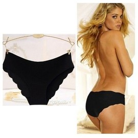 Culotte Femme Sexy Lingerie Magic Miracle Sans Trace Invisible Confort Extensible Sous Vetement Tanga Shorty String Bra