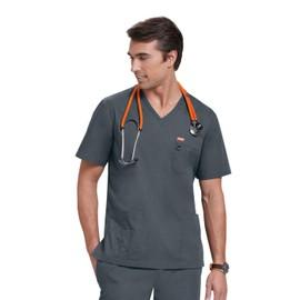 Ensemble Tunique Et Pantalon M�dical Orange Standard Balboa/Huntington - Disponible En 9 Couleurs