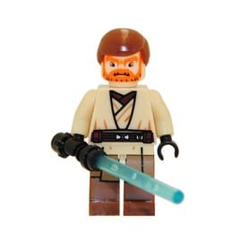 Mini Figurine Star Wars Obi Wan Kenobi - Fig295