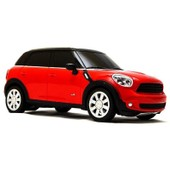 Voiture Rc Mini Cooper S Countryman 124 (Rouge)