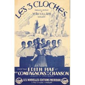 Les Trois Cloches  -  Edith Piaf  &  Les Compagnons de la Chanson