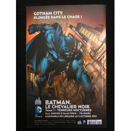 Batman Saga N�5.