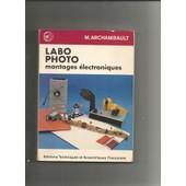 Labo Photo Montages Electroniques de michel archambault