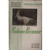 Madame R�camier de henri de regnier