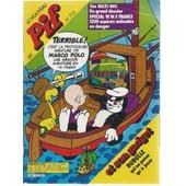 Pif Gadget N� 715 ( D�cembre 1982 ) : Pif & Hercule - Hercule - Dicentim, Le Petit Franc - Smith Et Wesson - Popeye - La Prodigieuse Aventure De Marco Polo - L�onard - Pinky - ... ( R�cits Complets ) de collectif