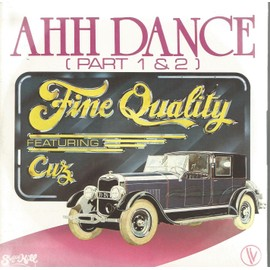 ahh dance (part 1) 3'32 (sylvia robinson - derrick wright) / ahh dance (part 2) 3'19 (sylvia robinson - derrick wright)