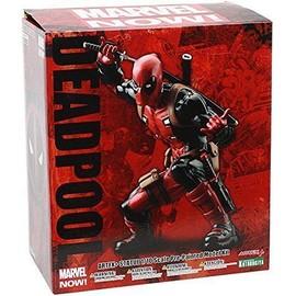 Figurine Marvel Comics - Deadpool (Marvel Now) Pvc Artfx+ 1/10 15 Cm