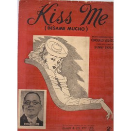 KISS ME / BESAME MUCHO